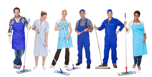 Cleaning services cote d'Azur, cleaner on the French Riviera